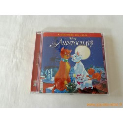 """CD """"Les Aristochats"""" l'histoire du film + chansons Disney"""