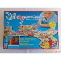 Train magnétique Disney Mattel