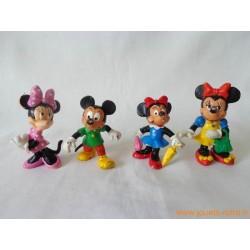 Lot figurines Disney