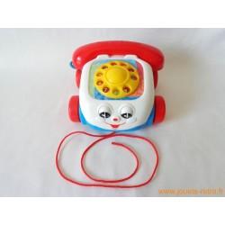 Telephone Fisher Price 2000