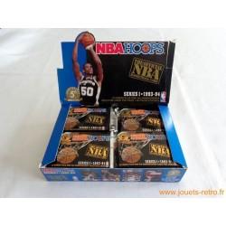 Paquet cartes NBA HOOPS 1993/94 série 1 Basketball