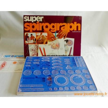 Super Spirograph Meccano