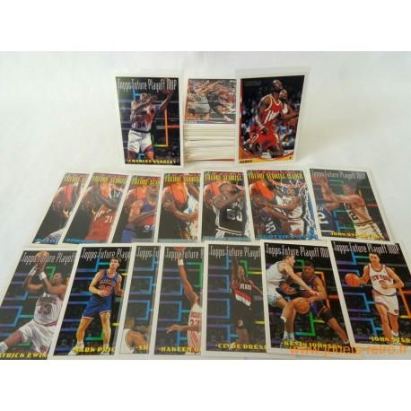 Lot 110 cartes NBA Topps 1993-94 série 2