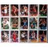 Lot 139 cartes NBA Hoops Skybox 1992-93 série 2