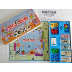 Monopoly Junior - jeu Parker 1992