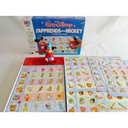 J'apprends avec Mickey - jeu MB 1985