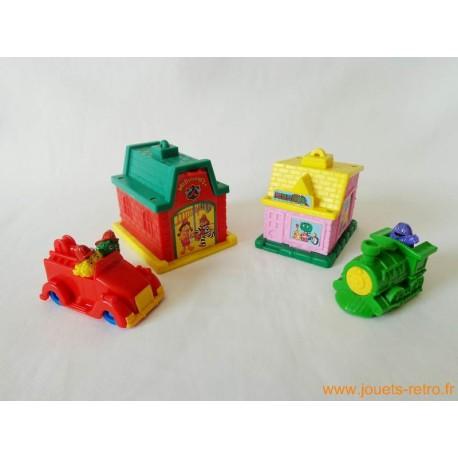 Lot jouets Mc Donald's