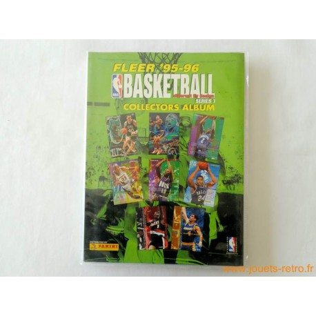 Album cartes NBA Fleer 95-96 série 1
