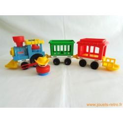 Train cirque Fisher Price 1991
