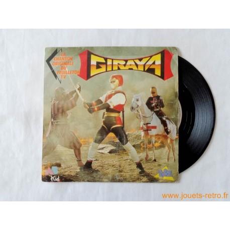 Giraya - disque 45t