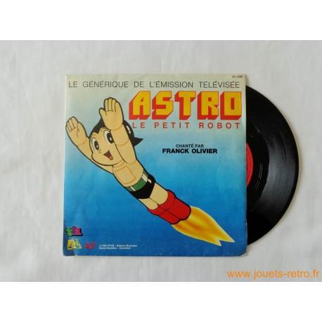 Astro le petit robot - disque 45t