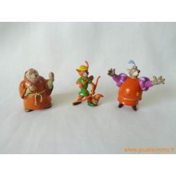 "Lot figurines ""Robin des bois"""