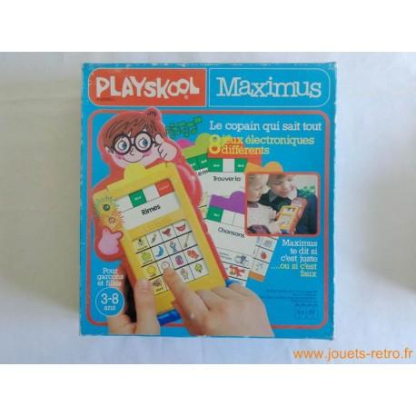 Maximus Playskool