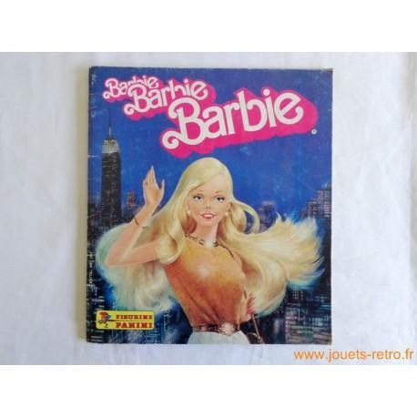"""Album Panini """"Barbie"""" 1984"""