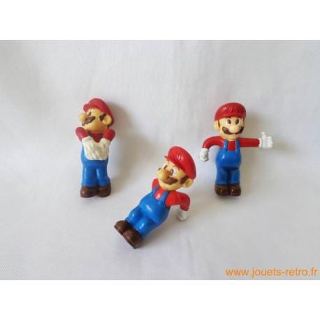 """Lot figurines """"Mario"""""""