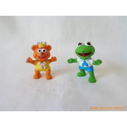"""Lot figurines """"Muppets Babies"""""""