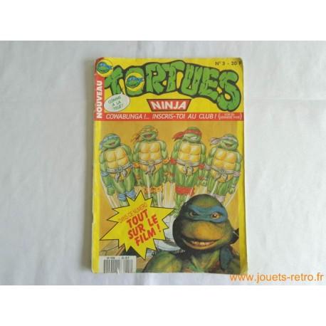 Magazine Tortues Ninja n° 3
