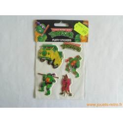 "Puffy Stickers ""Tortues Ninja"""