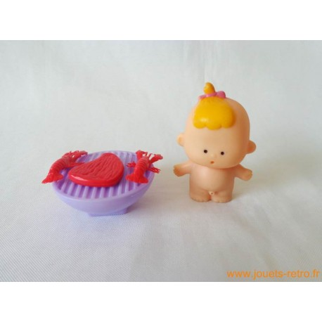 Bikinis Pipi Baby barbecue party TOMY 1992