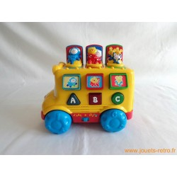 Bus musical Pop-Up Fisher Price