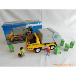 """""""Camion poubelle"""" Playmobil 3780"""
