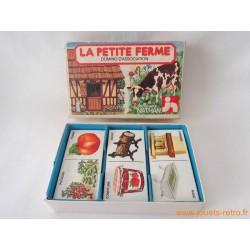 "Domino ""La petite ferme"" Nathan 1980"