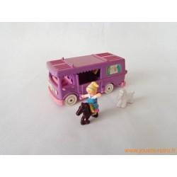 Van chevaux Polly Pocket 1994