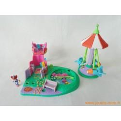 Rocket Ride Polly Pocket 1996