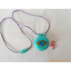 Dress up jewel Polly Pocket 1992 Salon mode