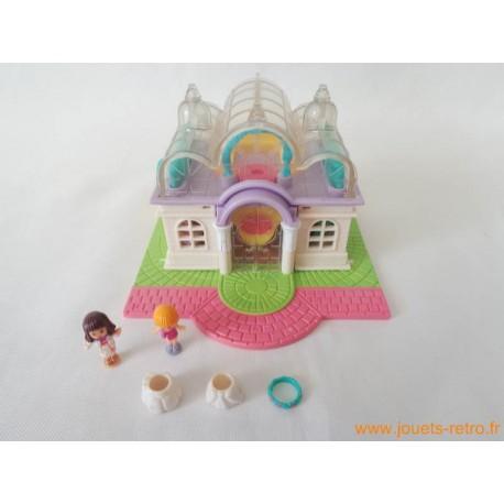 Light up bridal salon (avec lumières) Polly Pocket 1994