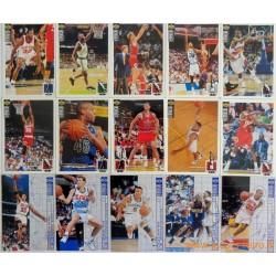 Lot 148 cartes NBA Upper Deck Collector's Choice 94-95 série 2