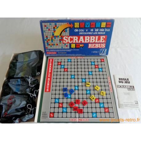 Scrabble Rebus - jeu Habourdin 1985