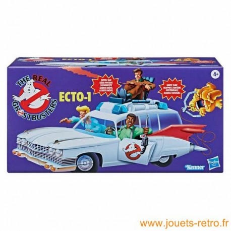 """""""Ecto-1"""" The Real Ghostbusters Kenner Classics NEUF"""