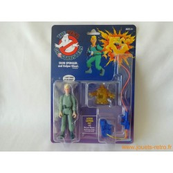 """Figurine """"Egon Spengler"""" The Real Ghostbusters Kenner Classics NEUF"""