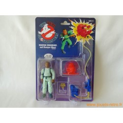 """Figurine """"Winston Zeddmore"""" The Real Ghostbusters Kenner Classics NEUF"""