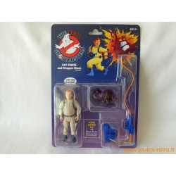 """Figurine """"Ray Stantz"""" The Real Ghostbusters Kenner Classics NEUF"""