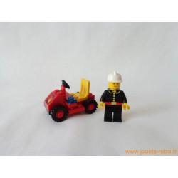 Le capitaine des pompoers 6611 Legoland