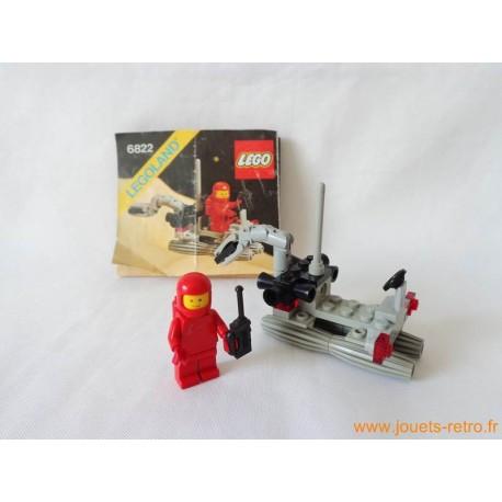 Véhicule de forage 6822 Lego