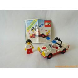 L'ambulance 6629 Lego