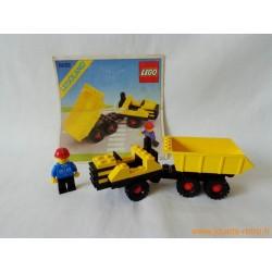 Camion à benne basculante 6652 Lego