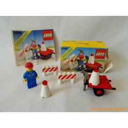 Le cantonnier 6606 Lego