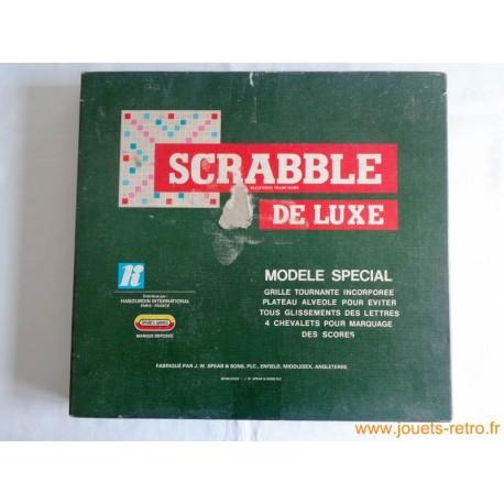 Scrabble de Luxe - jeu Spear 1973