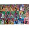 Lot 155 cartes NBA Fleer 95-96 série 1 + 2