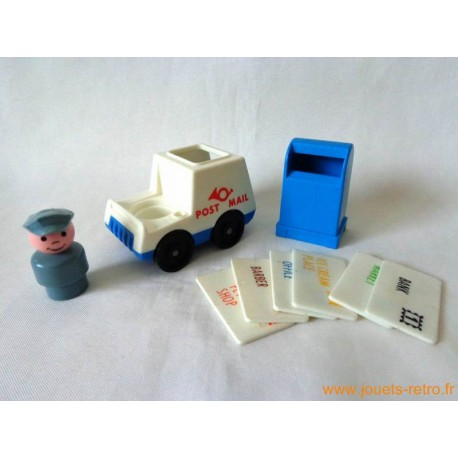 Le postier Fisher Price