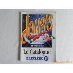Catalogue jouets Leclerc Noël 1994