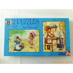 Double puzzles Miss Petticoat - Nathan 1979