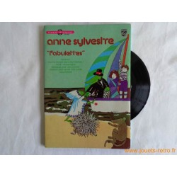"""Livre disque Anne Sylvestre """"Fabulettes"""""""