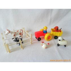 Fermier et ses animaux Fisher Price