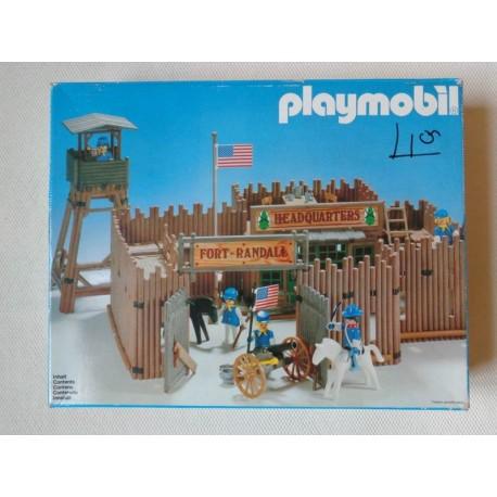 Fort Randale - Playmobil 3419