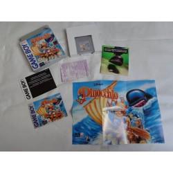 Pinocchio - Jeu Game Boy Complet